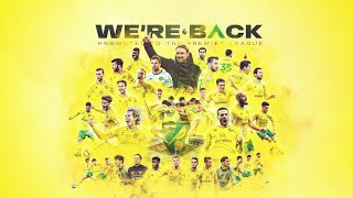 Norwich City Promoted To The Premier League MP3