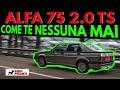Alfa Romeo 75: operazione nostalgia