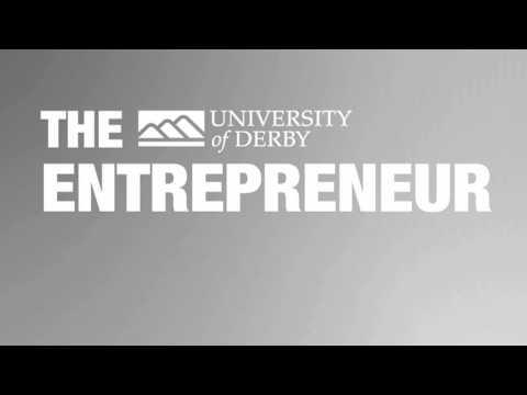 The University of Derby Entrepreneur Trailer