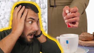 SŁODZIKI SĄ SZKODLIWE? *aspartam może ZNISZCZYĆ Twój mózg*