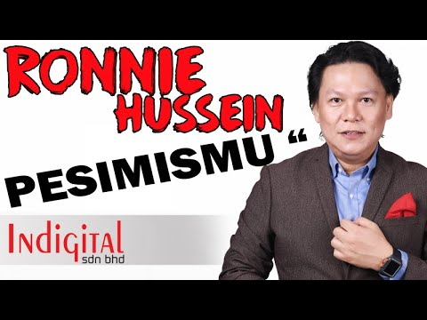 Ronnie Hussein - Pesimismu ( Official Lyric Video )