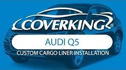 How to Install 2018-2019 Audi Q5 Custom Cargo Liner | COVERKING®