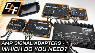 Line Driver, Bass Processor, Equalizer, Crossover, & DSP for Amplifier... Choose Right!
