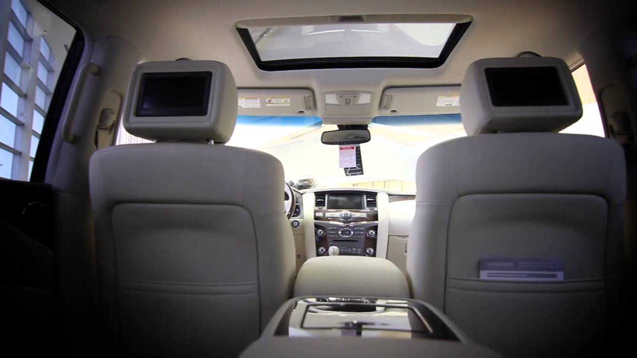 2013 infiniti qx56 auto review from goauto youtube vanachro Images