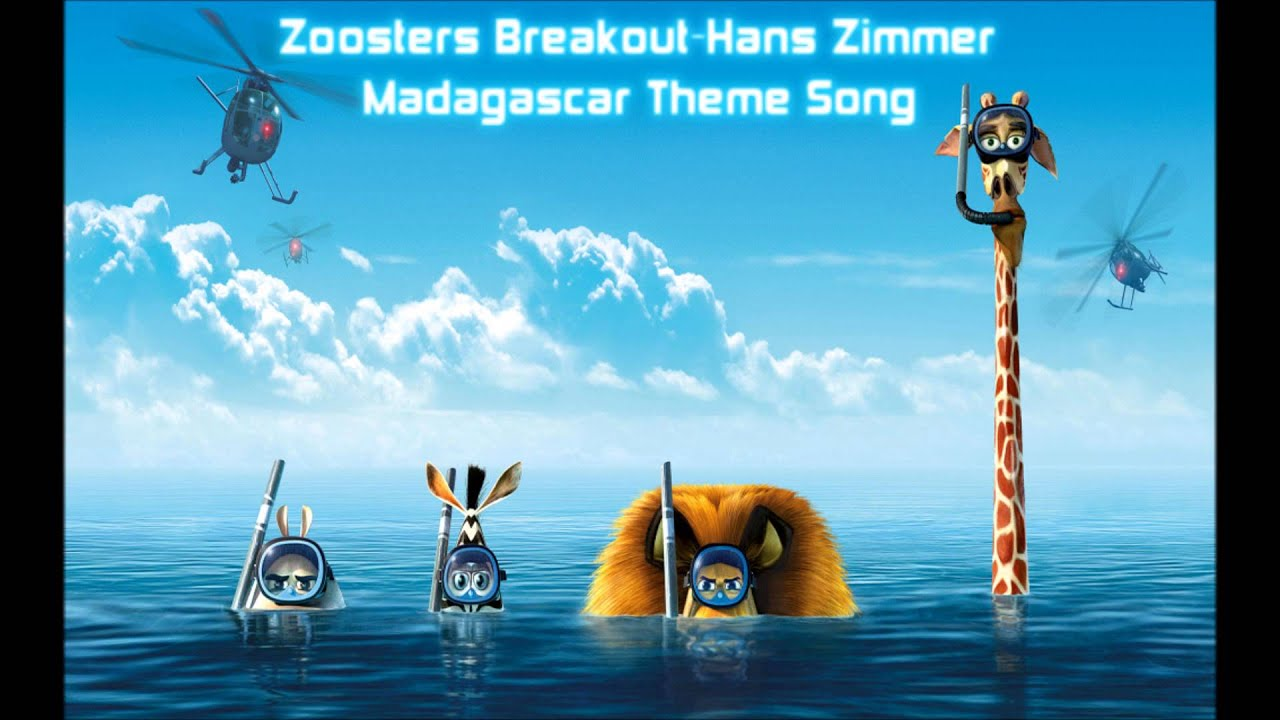 madagascar 2 zoosters breakout