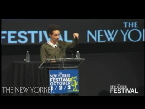 Malcom Gladwell on income inequality - The New Yorker Festival (Full) - The New Yorker