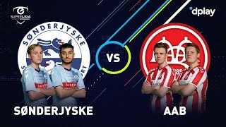 eSuperligaen - runde 13: SønderjyskE-AaB 0-5