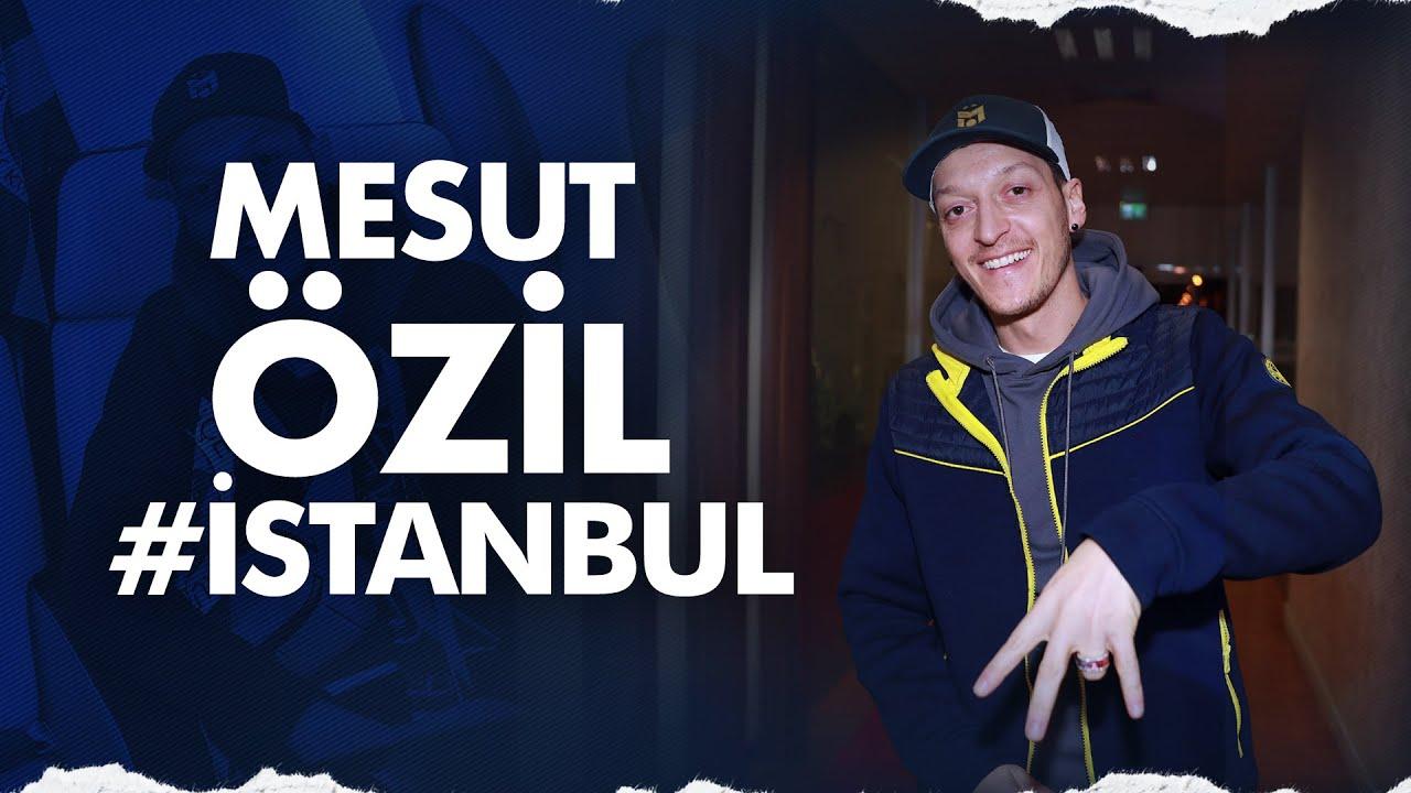 Mesut Özil #İstanbul Fenerbahçe YouTube Katıl'da! | 2. Bölüm
