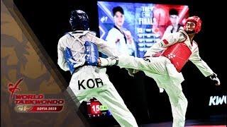 Gambar cover SOFIA 2019 WTGP_M-68kg Final: LEE Dae-hoon(KOR) vs ZHAO Shuai(CHN)