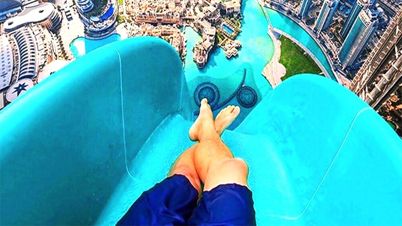 Die Extremsten Wasserrutschen Der Welt