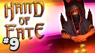 Duncan Plays: Hand Of Fate #9 - THE LOVERS