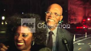 DC:MICHELLE OBAMA'S BIRTHDAY BASH-CELEBS LEAVING