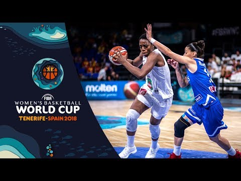 France v Greece – Highlights – FIBA Women's Basketball World Cup 2018