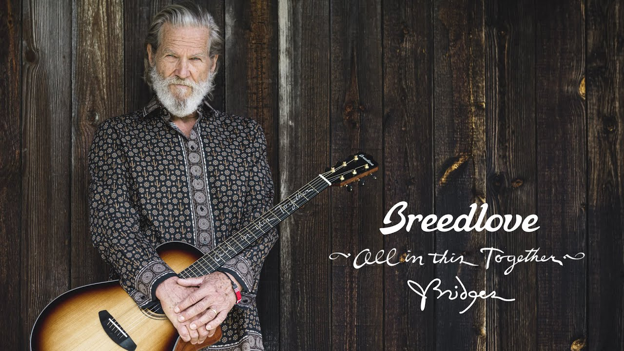 The Jeff Bridges Signature Guitar Models | Sustainable and clear-cut free