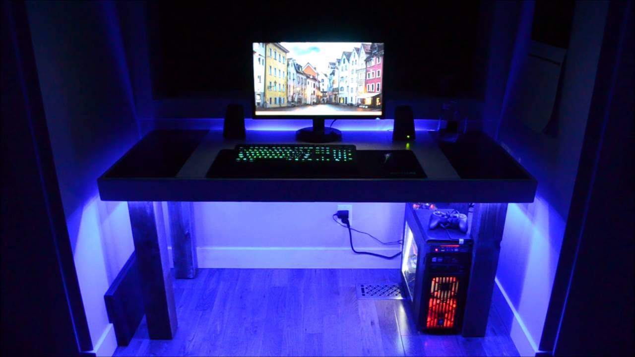 Desk Led Lighting Strips You