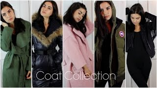 My Coat Collection! Try On Haul