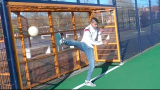 How to use your football skills - tutorial