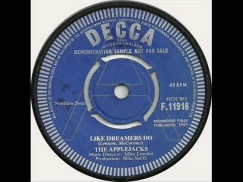 The Applejacks - Like Dreamers Do (1964)