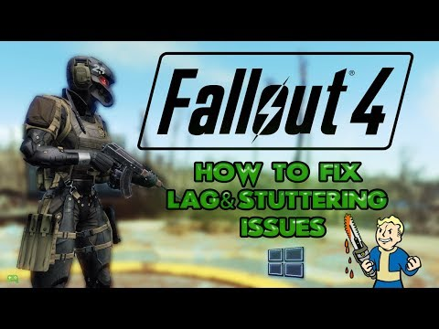 Fallout 4 crafting lag list