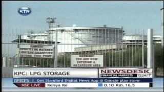 Kenya Pipeline Co. planning to build liquefied petroleum gas storage and bottling plants