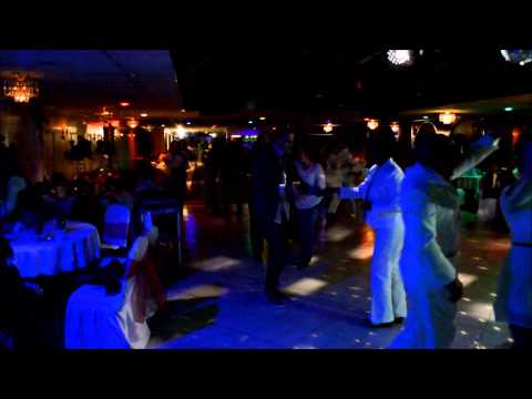 """PARTY IN """" LOS VIOLINES""""  CELEBRATING 15 YEARS OF THE ROMEU'S CUBAN RESTAURANT IN"""