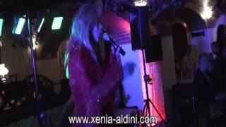 Xenia Aldini Travestieshow 6 Die Nacht ist nicht allein zum schlafen da