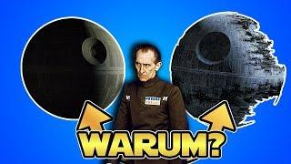 Star Wars: Warum baute das Imperium die Todessterne? - Die Tarkin Doktrin [Legends]