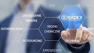 Firma RADEX - Zarządzanie Higieną w Przemyśle Spożywczym.