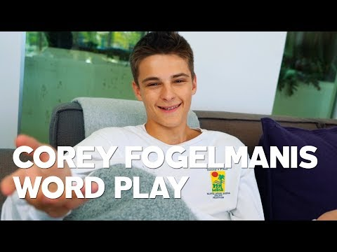 Corey Fogelmanis for RAW's Word Play