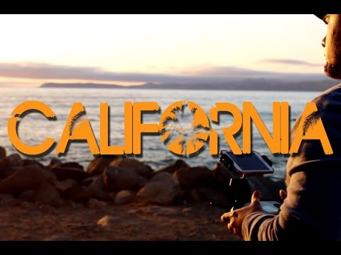 California Travel Video 2016