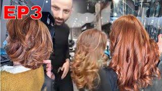 #34 Avoir un Blond doré cuivré Hair color  🌼 🌼🍁🍁