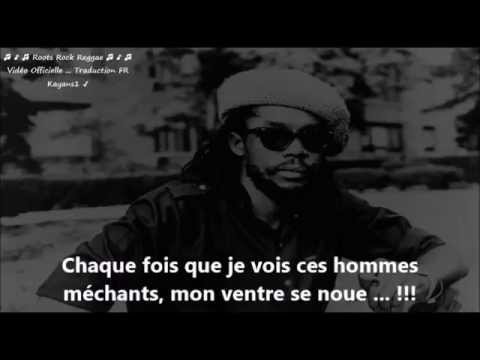 """Peter Tosh """"cold blood"""" traduction FR"""