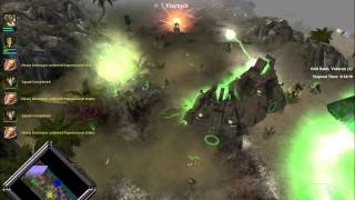 Dawn Of War Soulstorm: Titanium Wars Mod: Necron, Good Fight