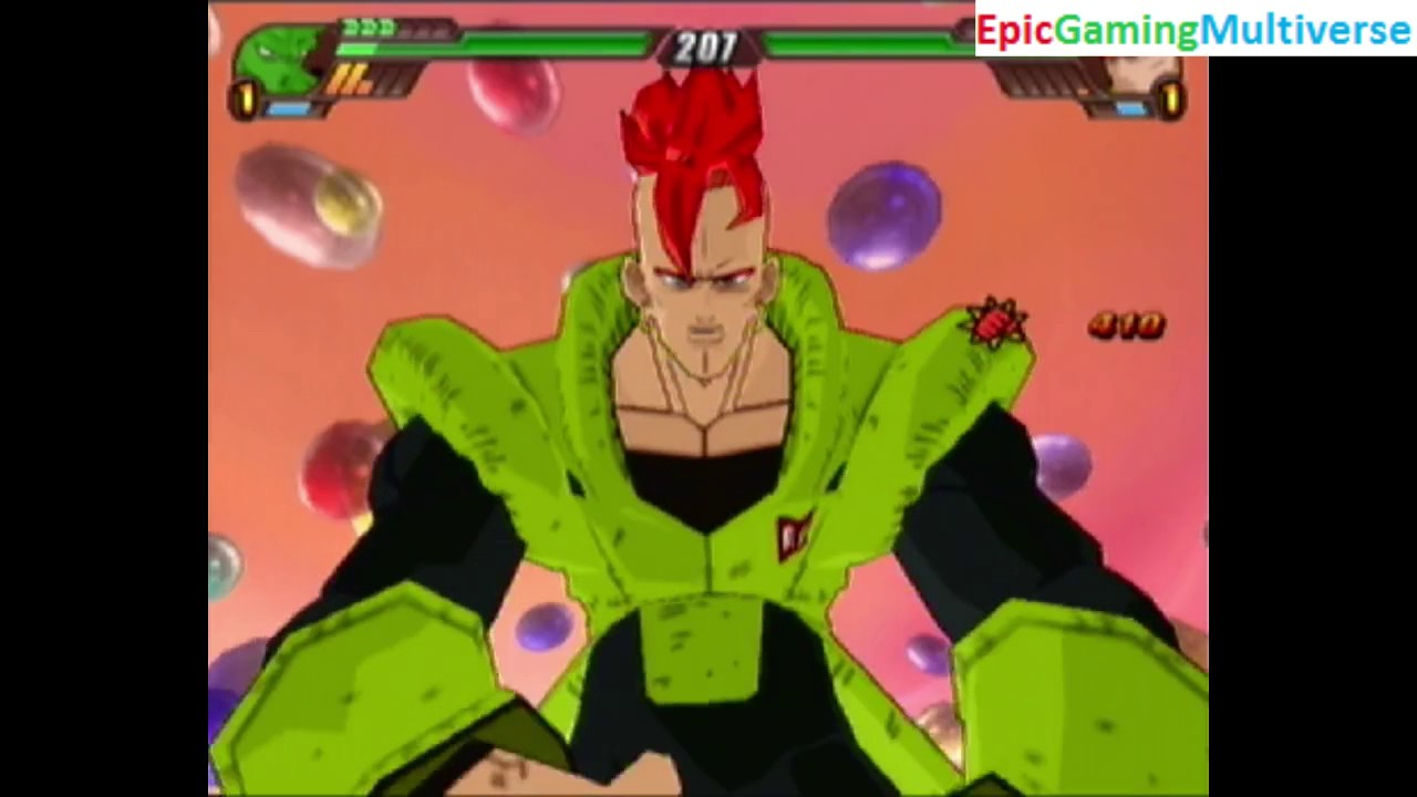 Piccolo Vs Android 16 On Very Strong Difficulty In A Dragon Ball Z
