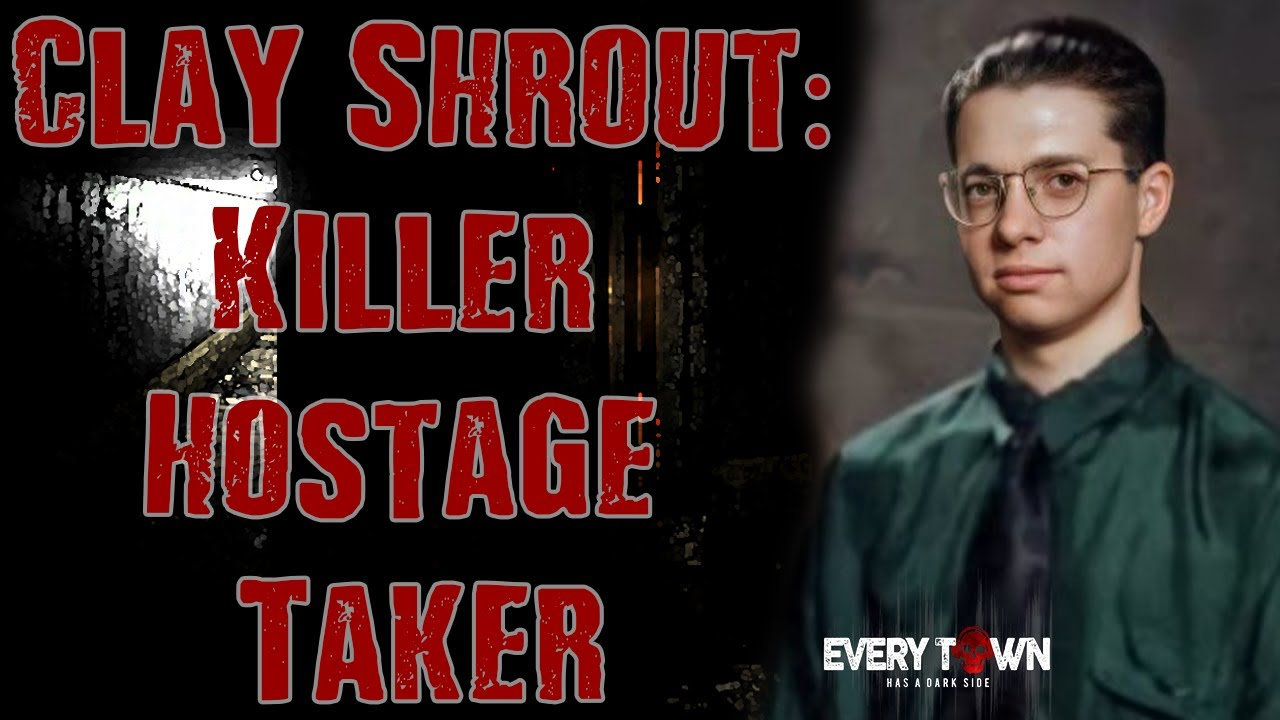 Florence, KY - Clay Shrout:  Killer Hostage Taker