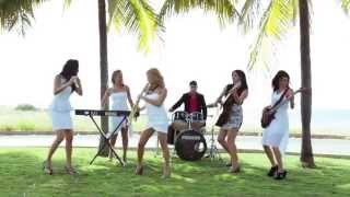 Latina Americana - New Girls Band in India