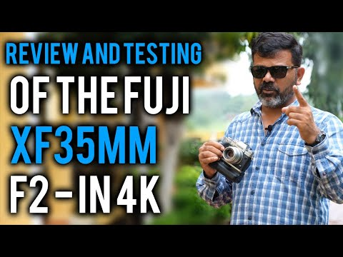 Fuji 35mm f2 Review with Samples | LOVE IT! | Best Lens for fuji Hindi Urdu