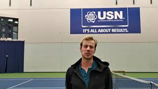 Botic Van De Zandschulp ITF champion Bolton 2019