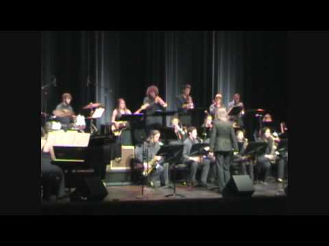 SLOHS Jazz at Cal Poly -- Hard Hearted Hanna