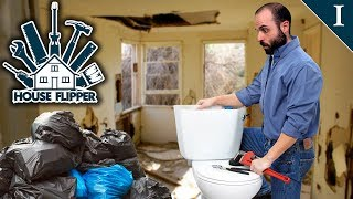 PRIMER CONTACTO | HOUSE FLIPPER Gameplay Español