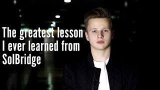 The greatest lesson I ever learned from SolBridge - BBA Student