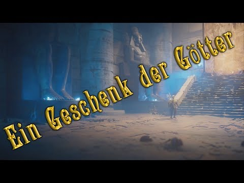 Assassins Creed Origins  Ein Geschenk der Götter  Questguide