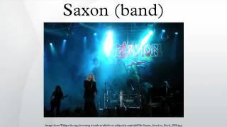 Saxon (band)