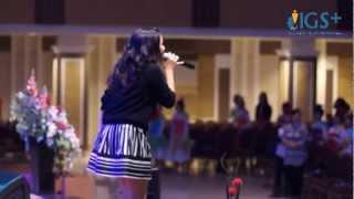 Video IGS & IGS+ Passover Celebration with Angel Pieters - Allah Sanggup Melakukan Segala Perkara download MP3, 3GP, MP4, WEBM, AVI, FLV Juli 2018