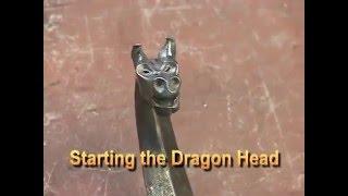 Художественная ковка.Дракон.(, 2016-01-12T09:13:03.000Z)