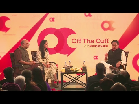 Off The Cuff with Kamal Nath