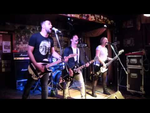 "SMALLTOWN ROCKETS - ""shout it out loud"""