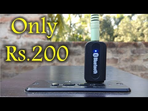 🔥Nice Sound Quality Bluetooth Audio Receiver Frist Look and Test