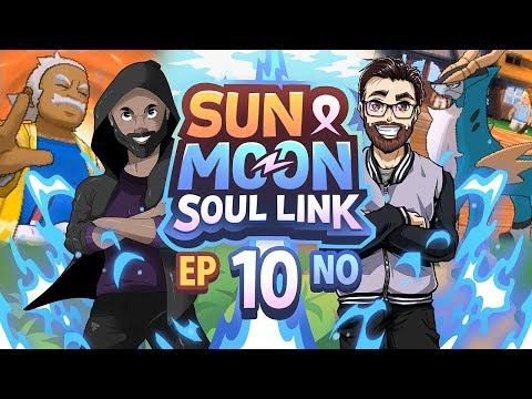 ALRIGHT, HALA, CALM DOWN! Pokémon Sun & Moon Soul Link Randomized Nuzlocke w/ TheKingNappy Ep 10
