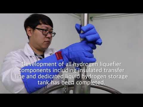Introduction to HEXAR liquid hydrogen technology (English version)